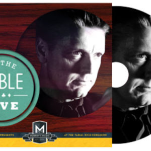 At the Table Live LECTURE DVD