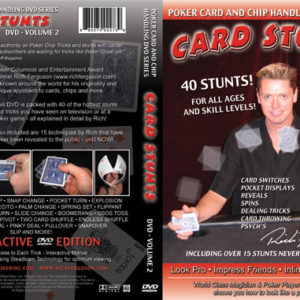 Card Stunts DVD