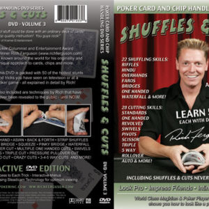 Shuffles & Cuts DVD