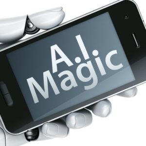 A.I. Magic App