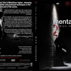 This is Mentalism 2 DVD