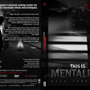This is Mentalism DVD